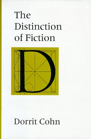 9780801859427: The Distinction of Fiction