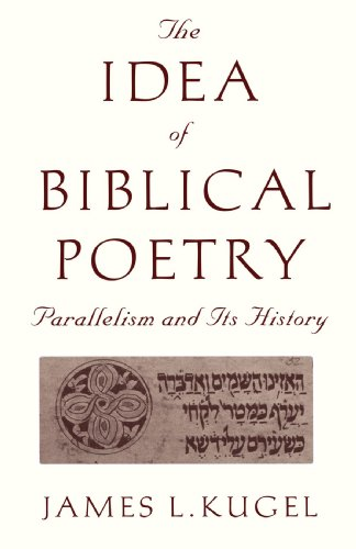9780801859441: The Idea of Biblical Poetry: Parallelism and Its History