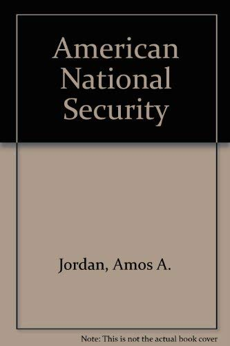 9780801859830: American National Security