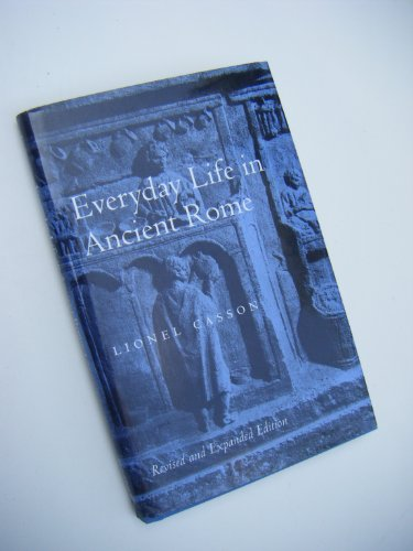9780801859915: Everyday Life in Ancient Rome