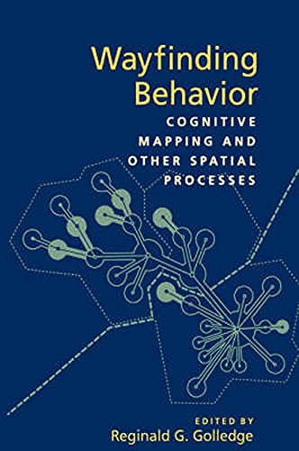 9780801859939: Wayfinding Behavior: Cognitive Mapping and Other Spatial Processes