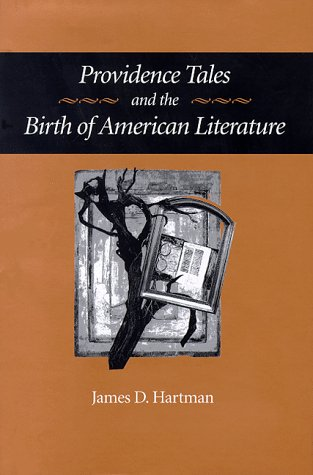 9780801860270: Providence Tales and the Birth of American Literature