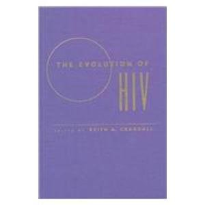 9780801861505: The Evolution of HIV