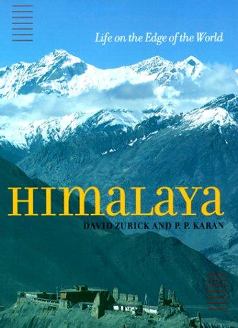 9780801861680: Himalaya: Life on the Edge of the World