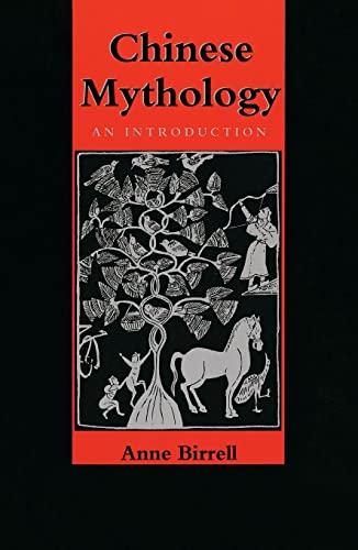 9780801861833: Chinese Mythology: An Introduction