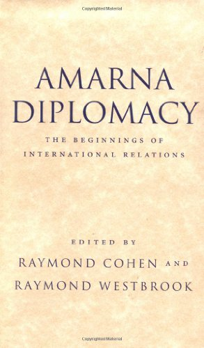 9780801861994: Amarna Diplomacy: The Beginnings of International Relations