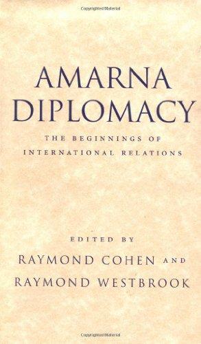 9780801861994: Amarna Diplomacy: The Beginnings of International Relations