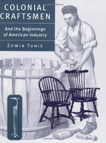 9780801862281: Colonial Craftsmen: And the Beginnings of American Industry