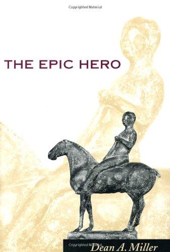 9780801862397: The Epic Hero