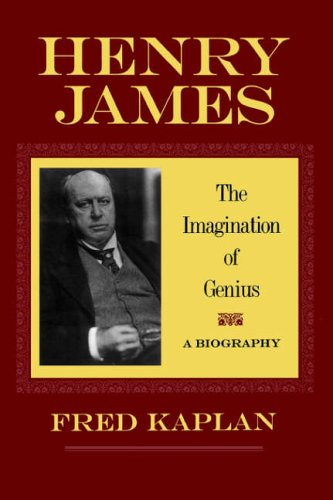 9780801862717: Henry James: The Imagination of Genius, A Biography
