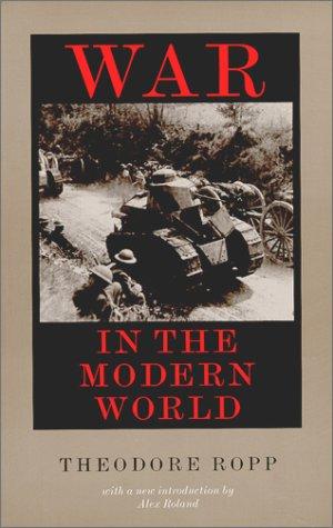 9780801864452: War in the Modern World