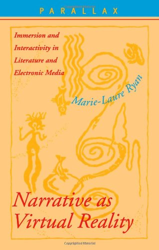 9780801864872: Narrative as Virtual Reality: Immersion and Interactivity in Literature and Electronic Media (Parallax: Re-visions of Culture and Society)