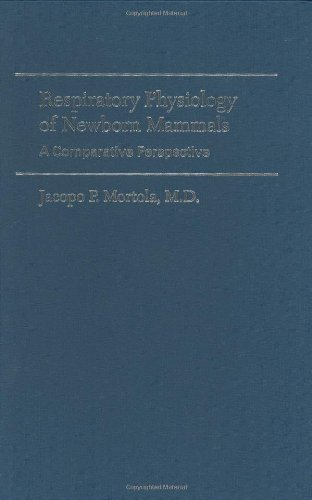 9780801864971: Respiratory Physiology of Newborn Mammals: A Comparative Perspective