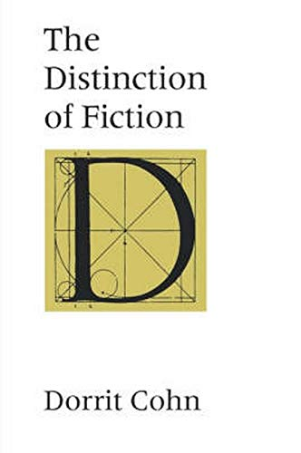 9780801865220: The Distinction of Fiction