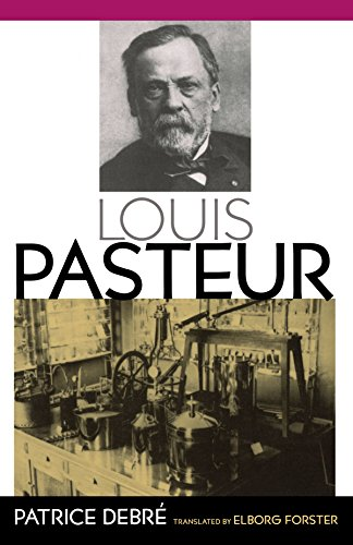 Louis Pasteur 9780801865299 Distinguished French immunologist and physician Patrice Debré offers an extensive, balanced, and detailed account of Louis Pasteur's lif