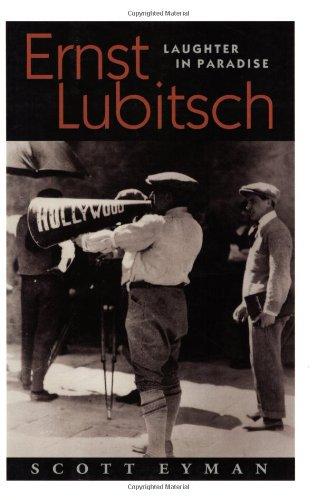 9780801865589: Ernst Lubitsch: Laughter in Paradise