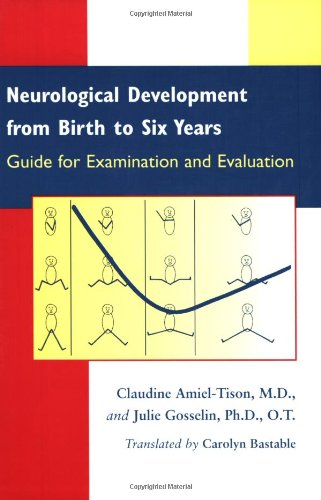 9780801865640: Neurological Development from Birth to Six Years: Guide for Examination and Evaluation