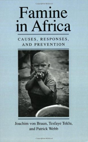 9780801866296: Famine in Africa: Causes, Responses, and Prevention