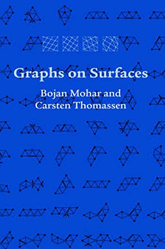 9780801866890: Graphs on Surfaces (Johns Hopkins Studies in the Mathematical Sciences)