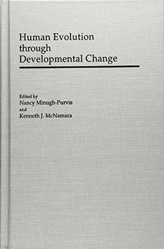 Human Evolution through Developmental Change (Hardback)