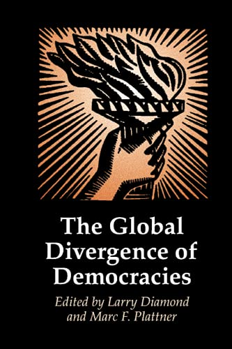 9780801868429: The Global Divergence of Democracies (A Journal of Democracy Book)