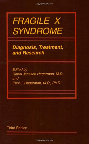 9780801868443: Fragile X Syndrome: Diagnosis, Treatment, and Research (Johns Hopkins Series in Contemporary Medicine and Public Hea)