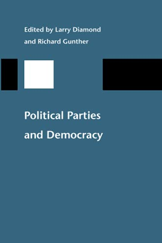 9780801868634: Political Parties and Democracy