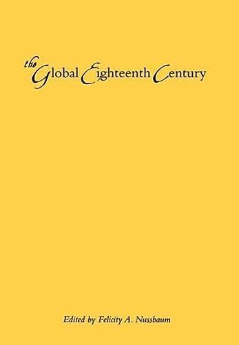 9780801868658: The Global Eighteenth Century