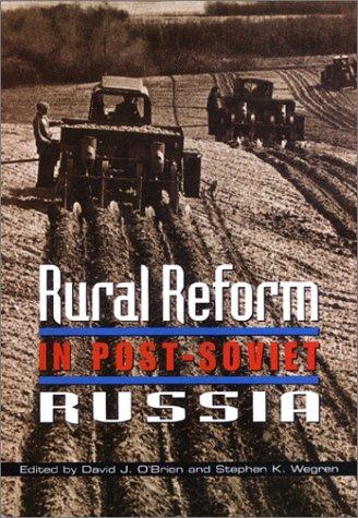 9780801869600: Rural Reform in Post-Soviet Russia (Woodrow Wilson Center Press)