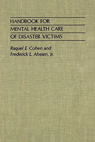 9780801869679: Handbook for Mental Health Care of Disaster Victims