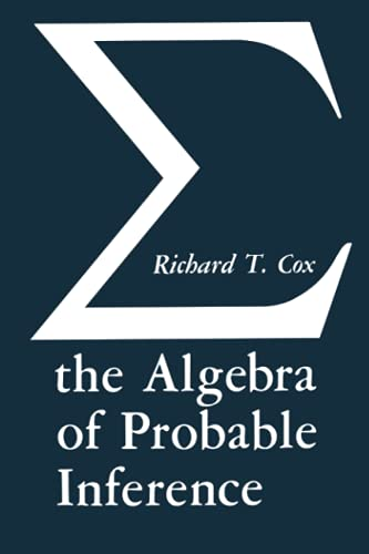 9780801869822: Algebra of Probable Inference