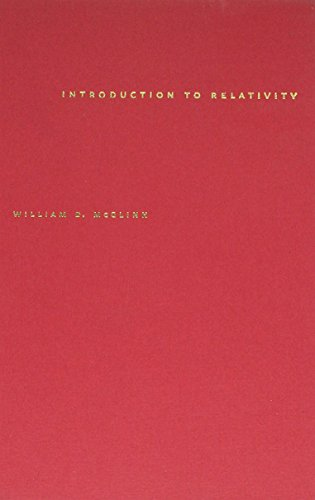 9780801870477: Introduction to Relativity