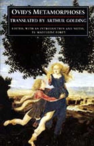 9780801870606: Ovid's Metamorphoses