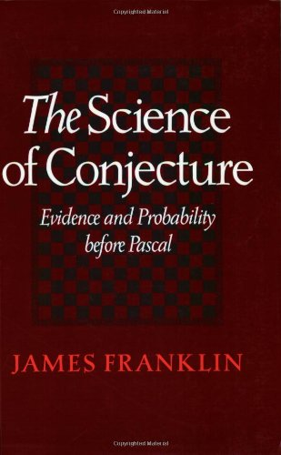 9780801871092: The Science of Conjecture: Evidence and Probability before Pascal
