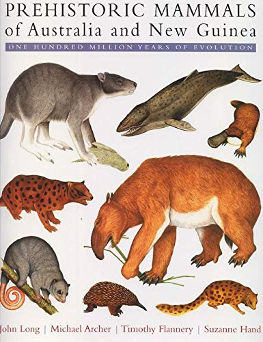 9780801872235: Prehistoric Mammals of Australia and New Guinea: One Hundred Million Years of Evolution