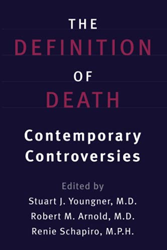 9780801872297: The Definition of Death: Contemporary Controversies