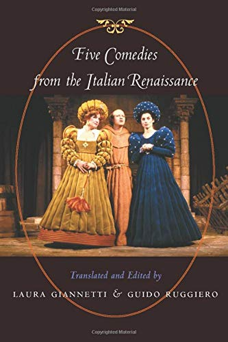 9780801872587: Five Comedies from the Italian Renaissance