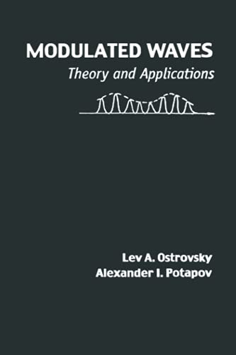 9780801873256: Modulated Waves: Theory and Applications (Johns Hopkins Studies in the Mathematical Sciences)