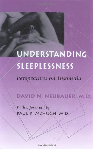 9780801873263: Understanding Sleeplessness: Perspectives on Insomnia