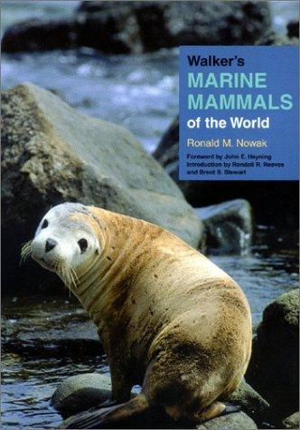 Walker's Marine Mammals of the World