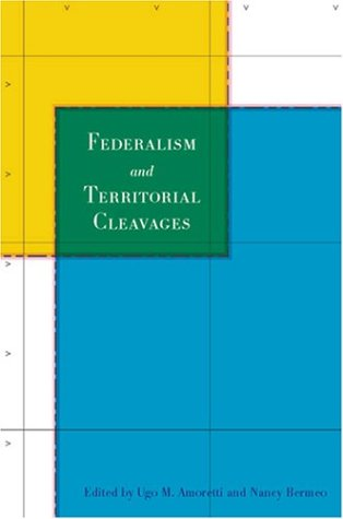 9780801874086: Federalism and Territorial Cleavages