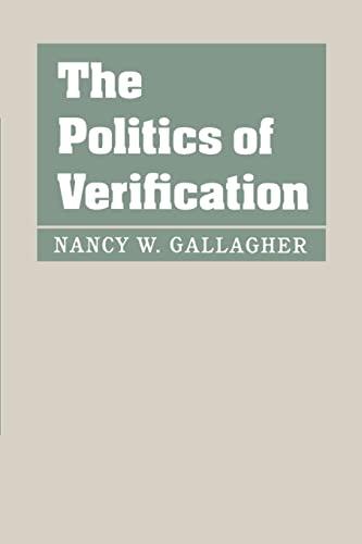 9780801877391: The Politics of Verification