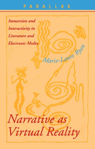 9780801877537: Narrative as Virtual Reality: Immersion and Interactivity in Literature and Electronic Media (Parallax: Re-visions of Culture and Society)