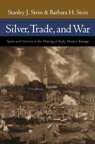 9780801877551: Silver, Trade, and War: Spain and America in the Making of Early Modern Europe