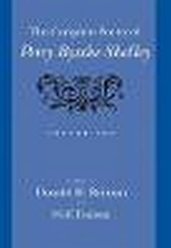 The Complete Poetry of Percy Bysshe Shelley,: Percy Bysshe Shelley