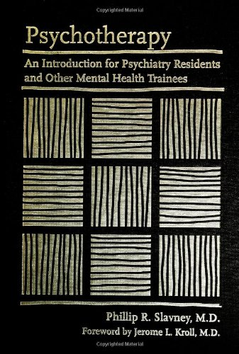 9780801880957: Psychotherapy: An Introduction for Psychiatry Residents and Other Mental Health Trainees