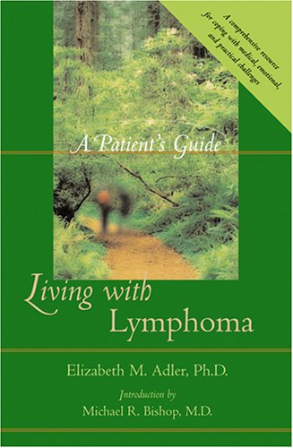 9780801881800: Living with Lymphoma: A Patient's Guide