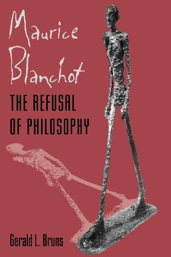 9780801881992: Maurice Blanchot: The Refusal of Philosophy