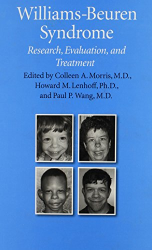 9780801882128: Williams-Beuren Syndrome: Research, Evaluation, and Treatment
