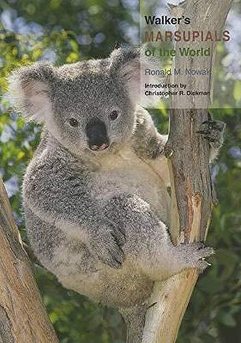 9780801882227: Walker's Marsupials of the World (Walker's Mammals)
